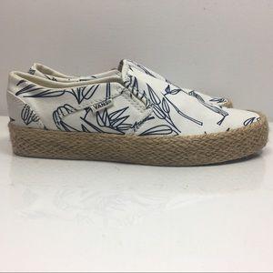 b50105942d Vans Shoes - NWT Vans Women s Asher Slip On Sneaker Bamboo